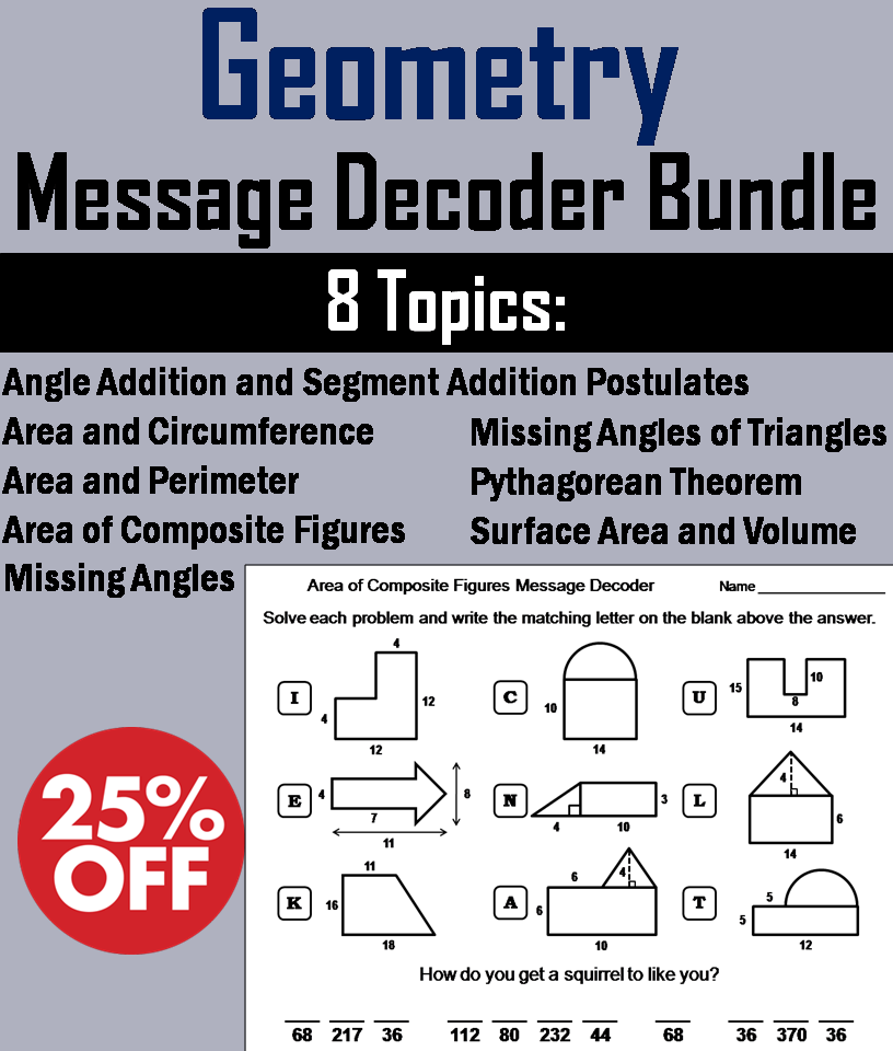 Geometry Message Decoder Bundle
