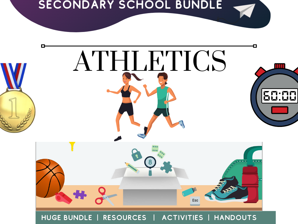 Athletics and the Olympics