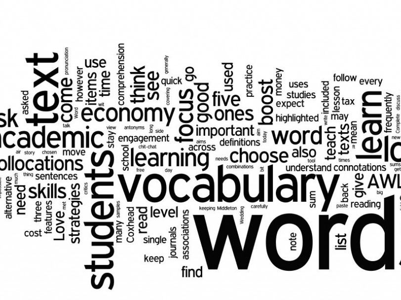 vocabulary activities for elementary-low pre-intermediate students
