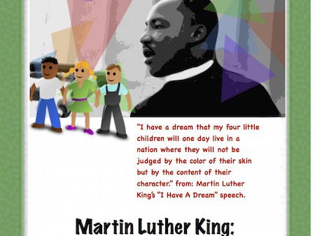 Martin Luther King: A Webquest