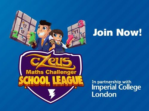 cZeus School League - grid based puzzles for improving agility and numeracy