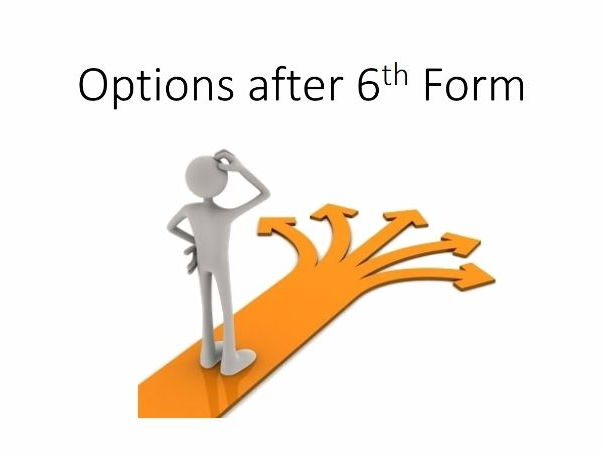 Yr 13 Tutor Session - Post 18 Options
