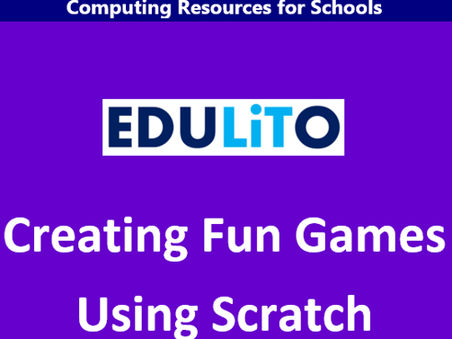 Creating Fun Games using Scratch - Bundle