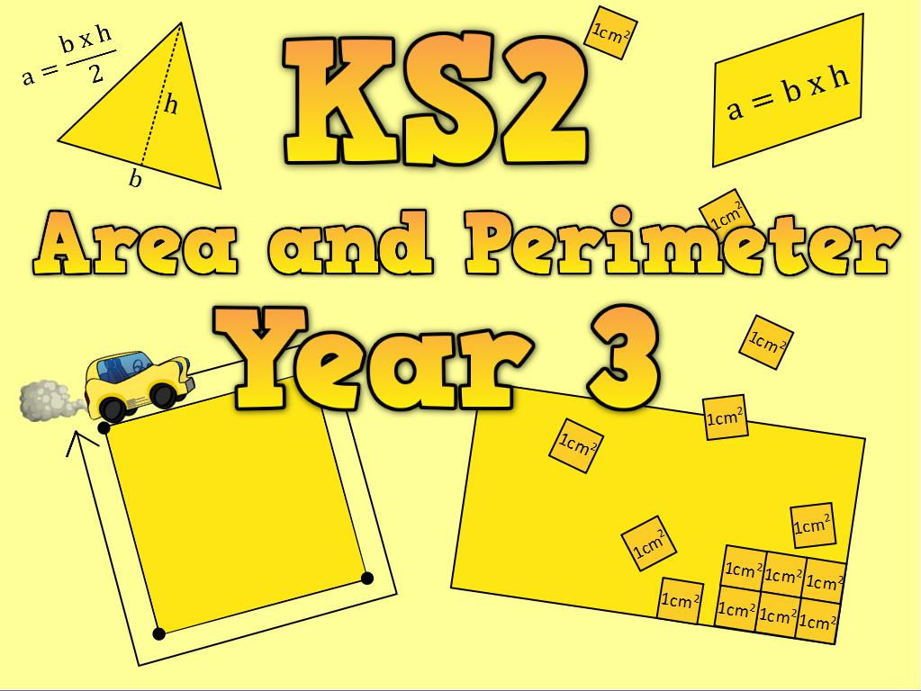 Year 3: Perimeter (3 Day Unit of Work)
