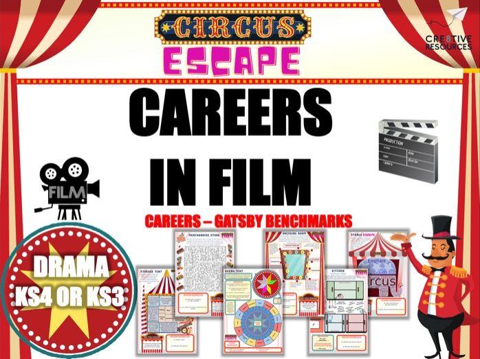 Careers in Film Escape Room