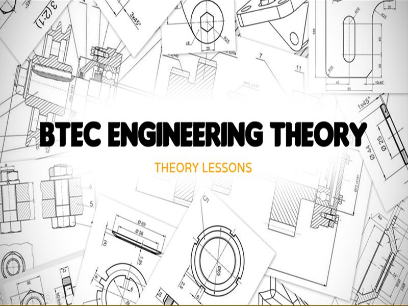 BTEC Engineering Shearing Theory Lesson