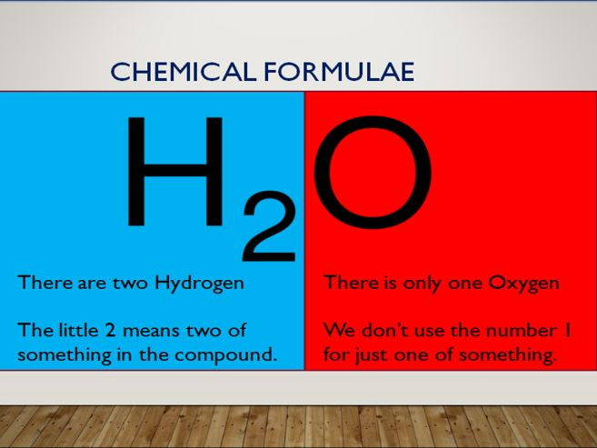 KS4 C1.2 Chemical Equations