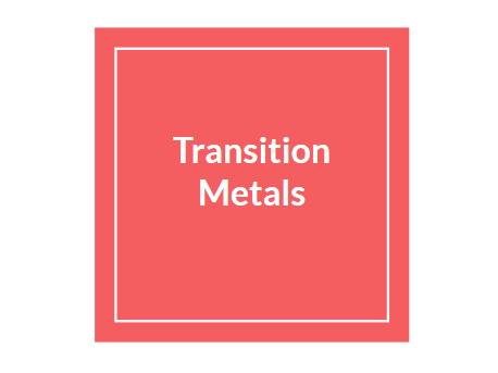OCR Chemistry A H432: Transition Metals