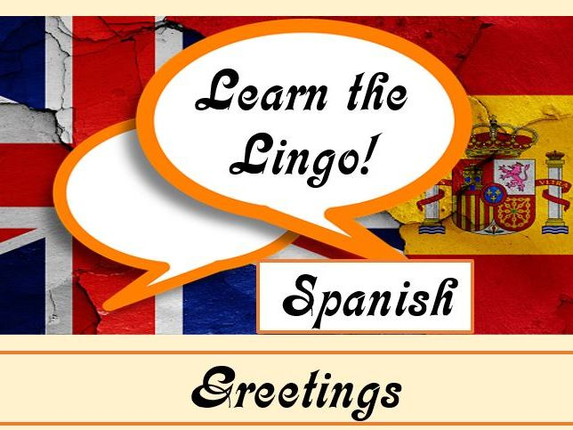 Learn the lingo: Spanish greetings and introductions