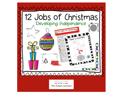 12 Jobs of Christmas