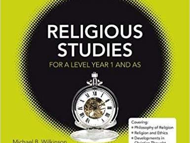 OCR A-level Religious Studies: Philosophy of Religion PAPER 1 Notes
