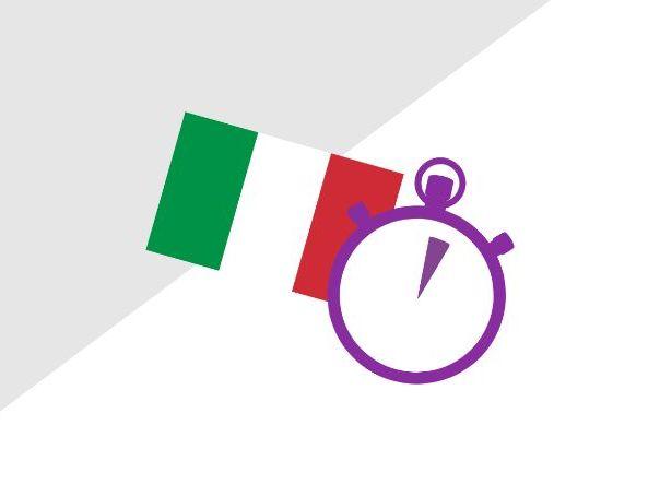 3 Minute Italian - Free Taster