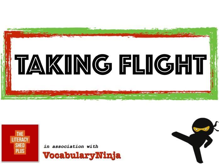 Taking Flight Vocabulary Pack