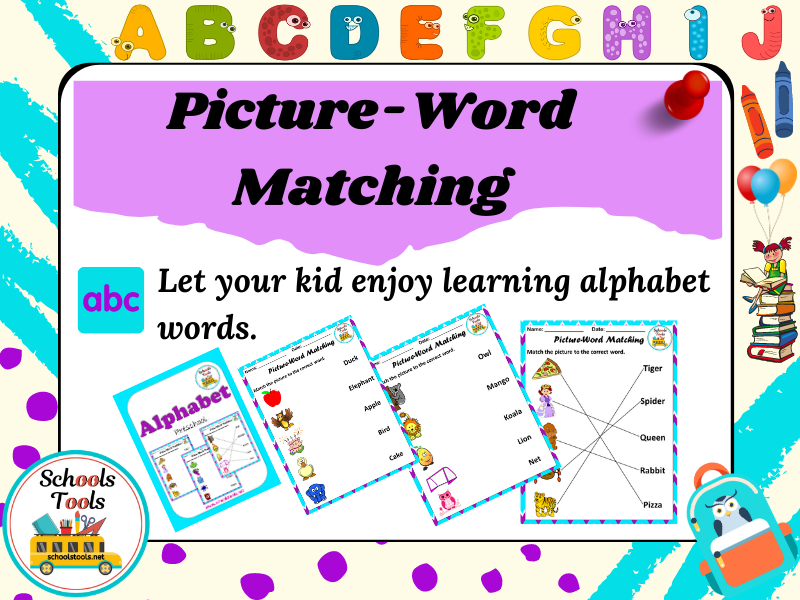 Picture-Word Matching