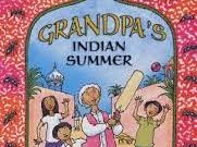 Grandpa's Indian Summer Comprehension [Chapter 4]