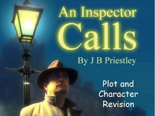 AQA An Inspector Calls Quote Revision