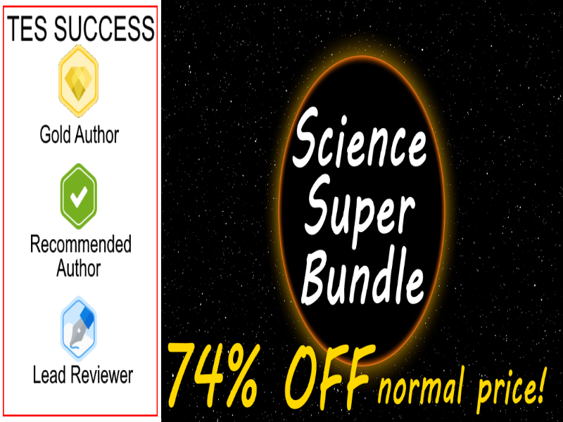 Science Week Bundle Of Teaching Resources