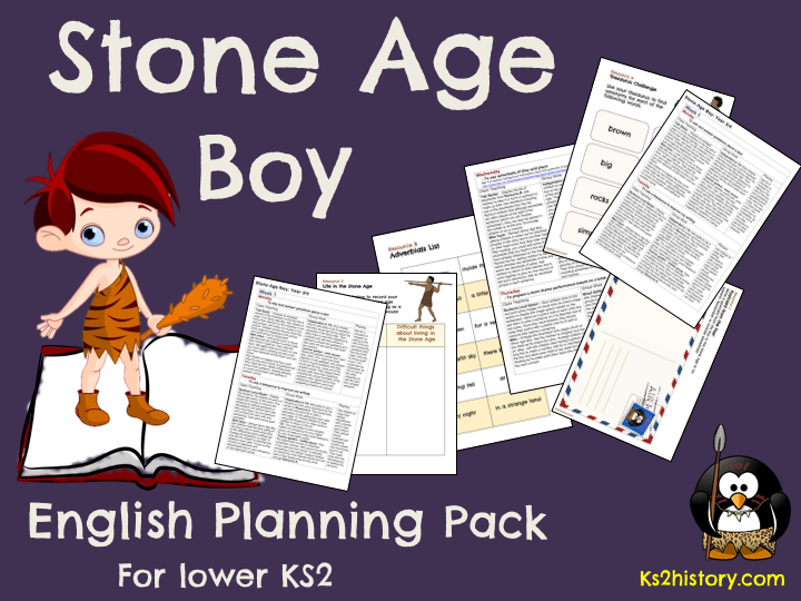 Stone Age Boy Planning