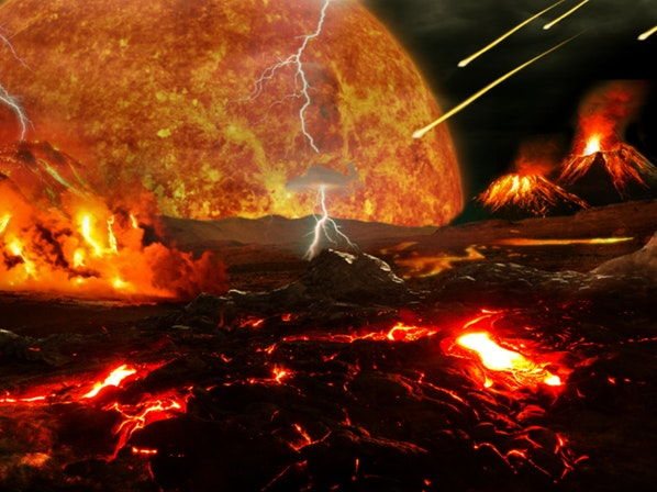 Earth's History, Earth's Story,  The Big Bang and Earth