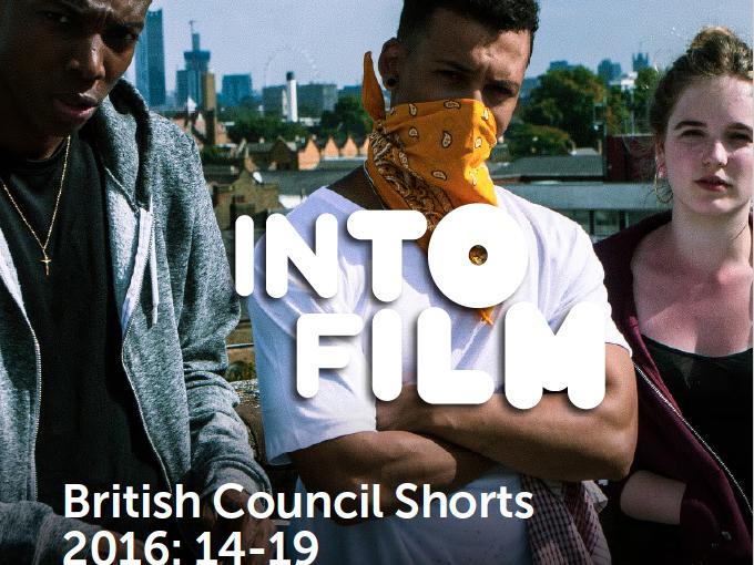 British Council Shorts 2016: 14-19