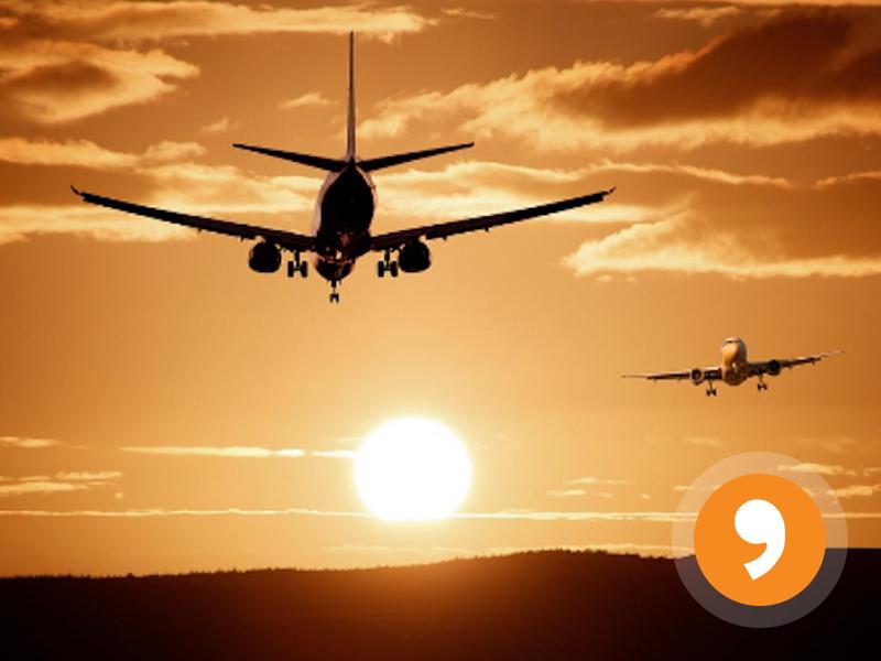 En el Aeropuerto - In the Airport - Worksheet