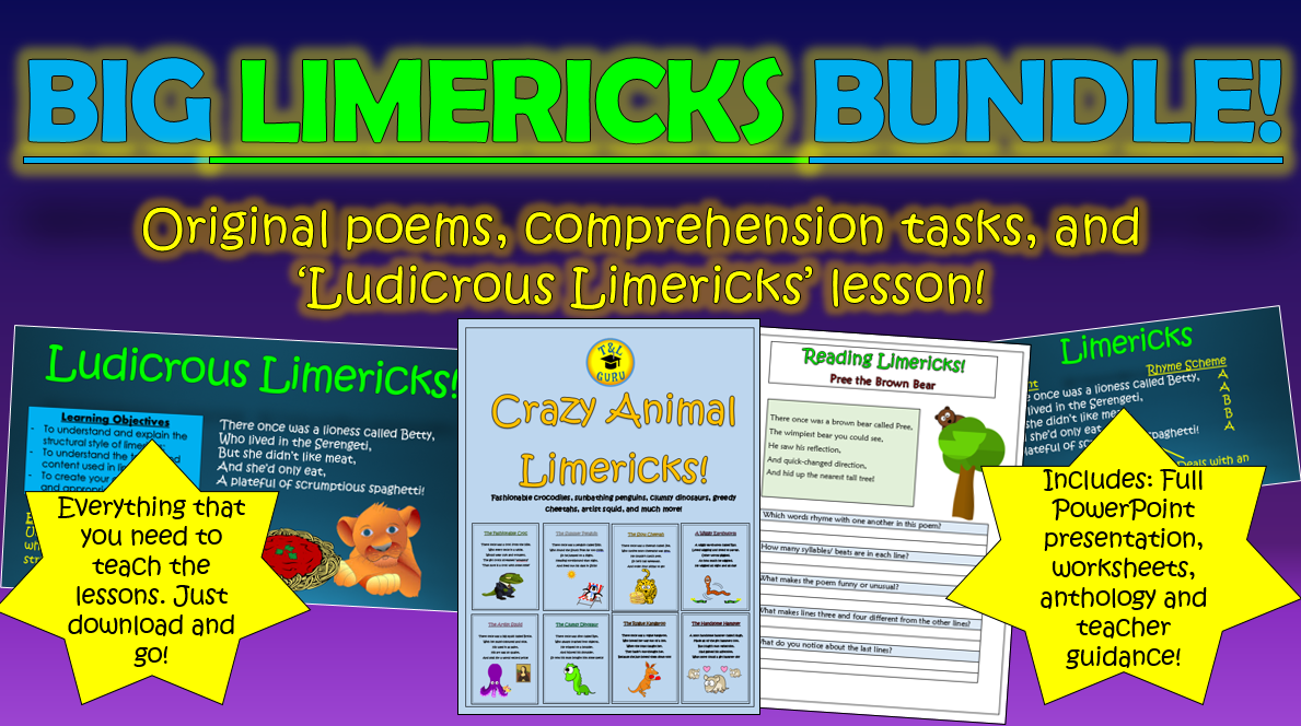 Big Limericks Bundle!