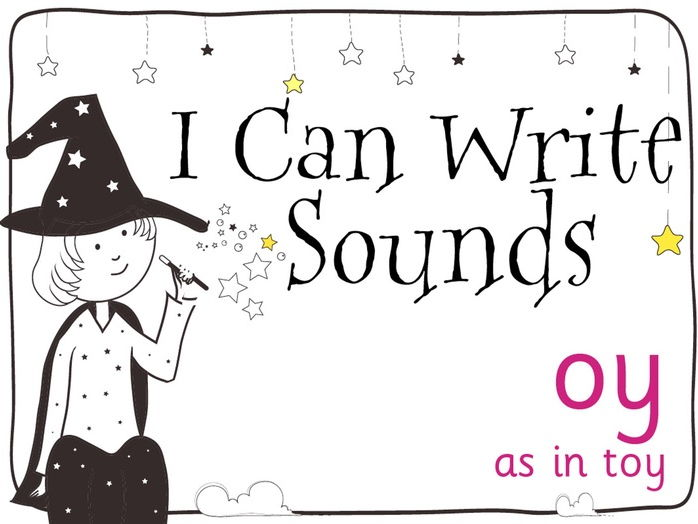Magic Sounds Phonics Set 18 oy (as in toy)