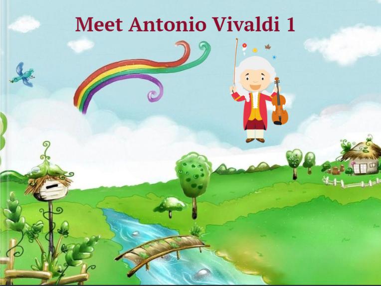 Meet Antonio Vivaldi 1