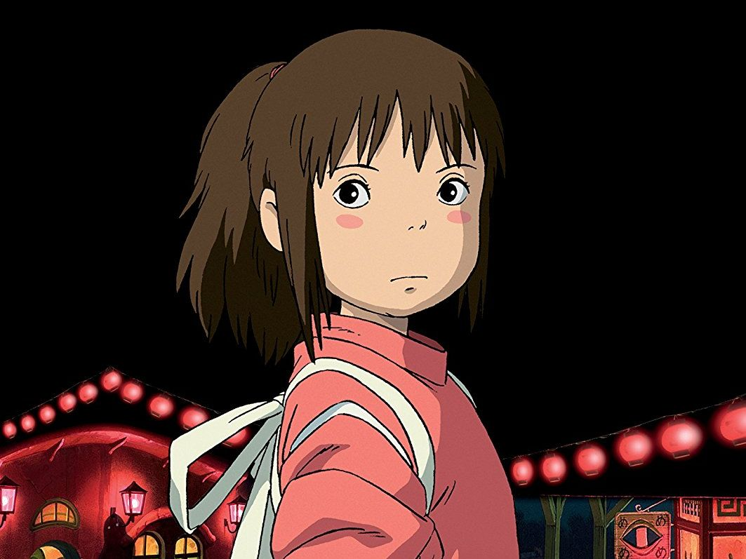 Spirited Away BUNDLE - Film & Media Resources