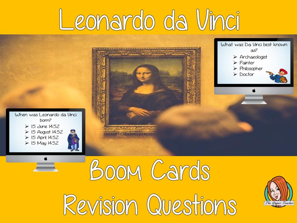 Leonardo da Vinci Revision Questions