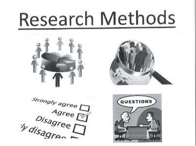 GCSE Sociology - B671 and B672 - Research Methods