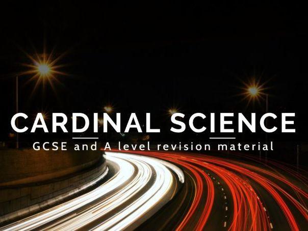 Edexcel IGCSE Chemistry States of matter