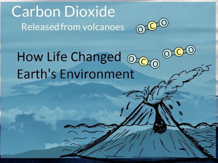 How Life caused the Environment to change (Environmental Science/Studies)