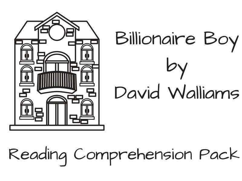 Billionaire Boy - Reading Comprehension