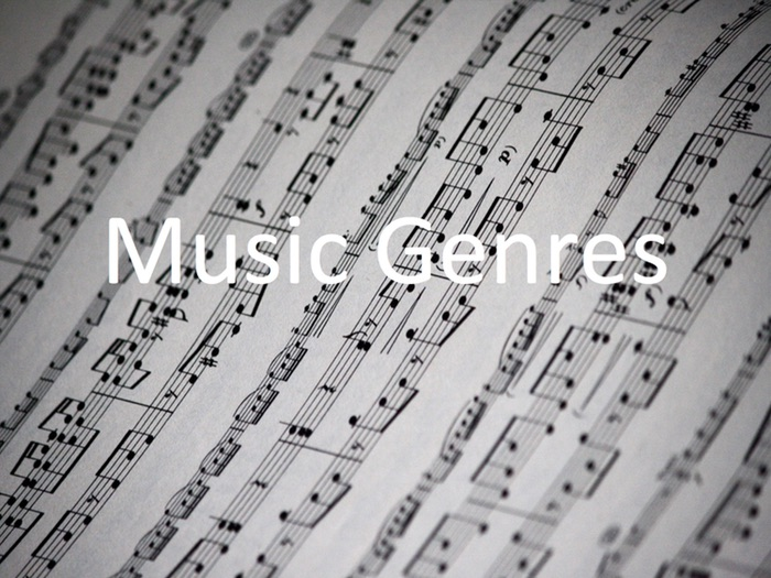 Introduction to Music Genres ESL