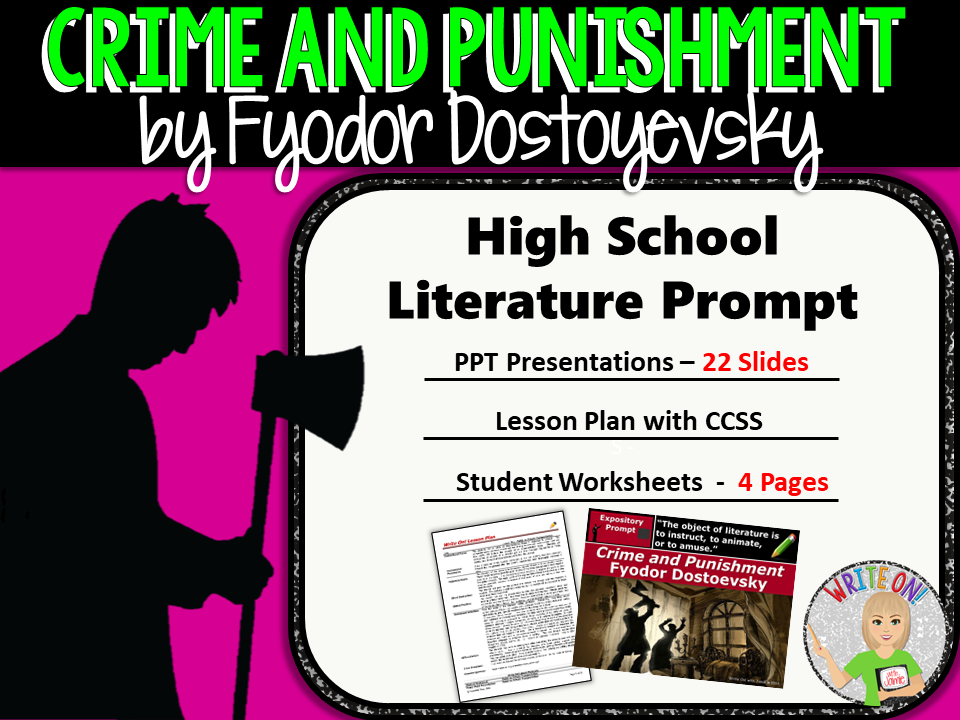 crime and punishment rhetorical analysis (his particular crime was publishing illegal articles but his analysis of character raskolnikov in crime and punishment uses the idea of the.