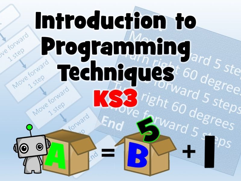 Introduction to Programming Techniques