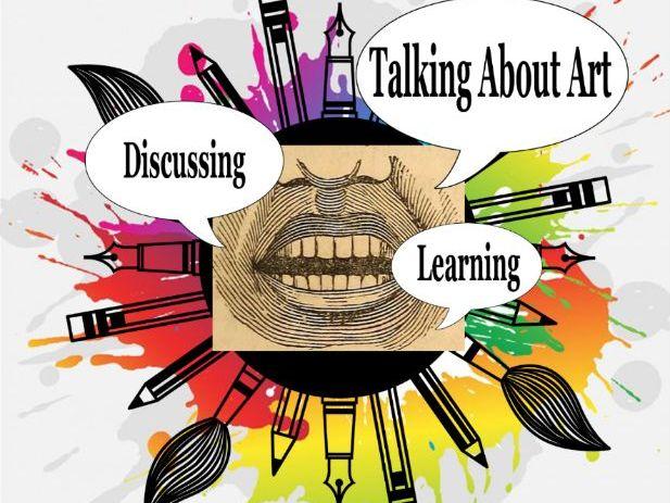 'Talking About Art' Starter Activity