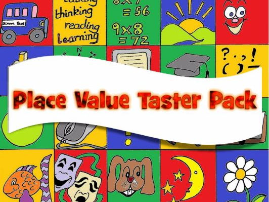 Place Value Taster Pack
