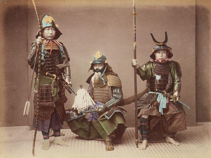 Samurai and Feudal Japan- Full Scheme