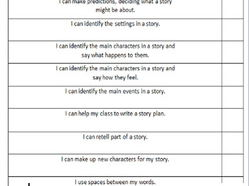 Traditional Tales Literacy ladder