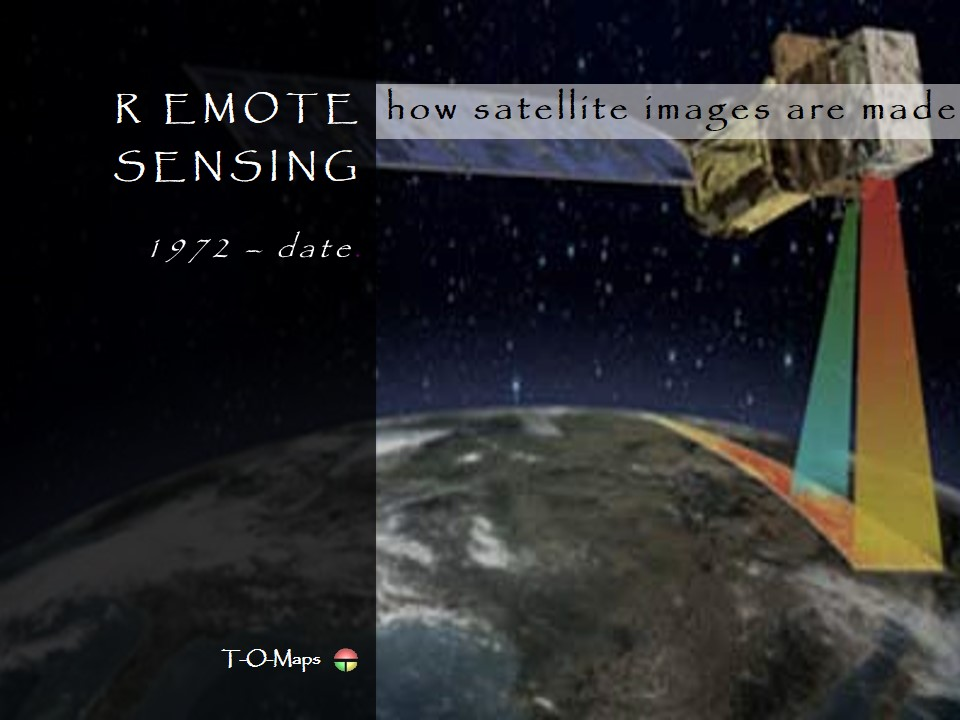Remote Sensing: how satellite images are made