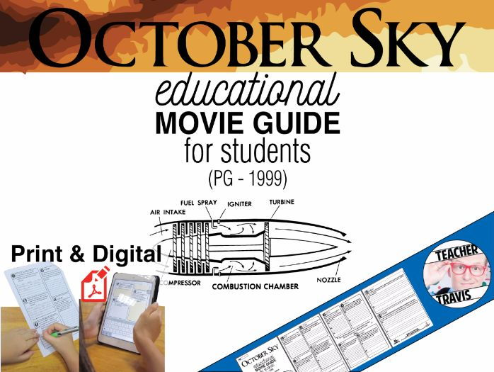 October Sky Movie Viewing Guide