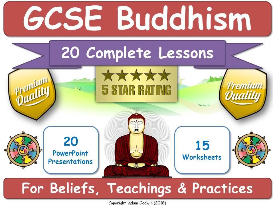 GCSE Buddhism - 20 Lessons