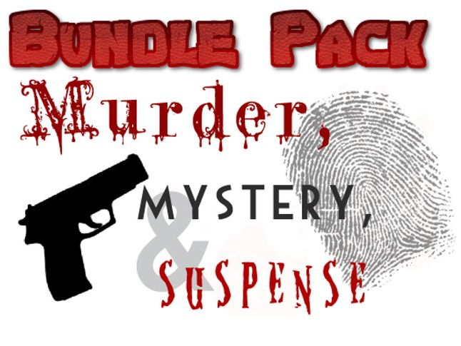 Murder, Mystery and Suspense Bundle Pack