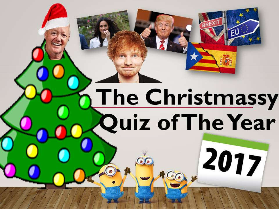 Interactive Quiz of the Year 2017