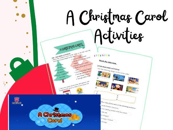 A Christmas Carol Activities