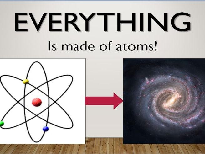 C1\KS4 C1.1 Atoms