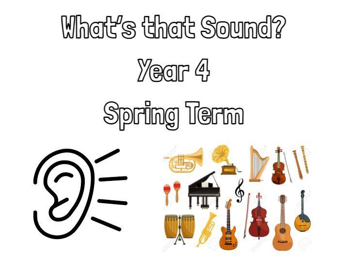 Sound Unit Year 4