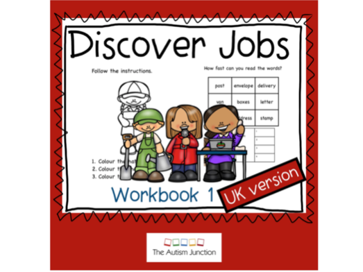 Discover Jobs Workbook 1 UK version